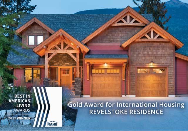 Awards - BALA Timber Home Award