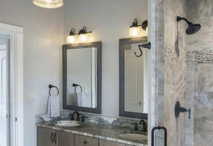 Murrysville-bathroom - Timber Bathroom