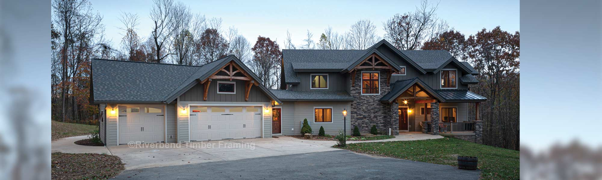 Pennsylvania Timber Frame Home