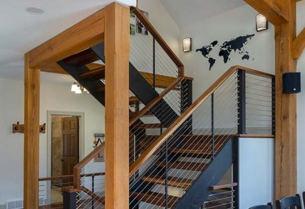 Crawford-stairs - timber stairs
