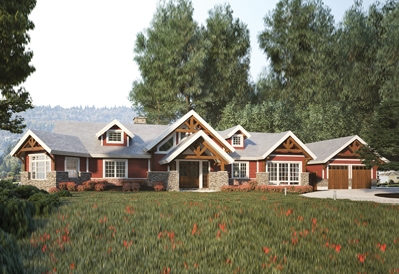 Pheasant Meadow Timber Plan