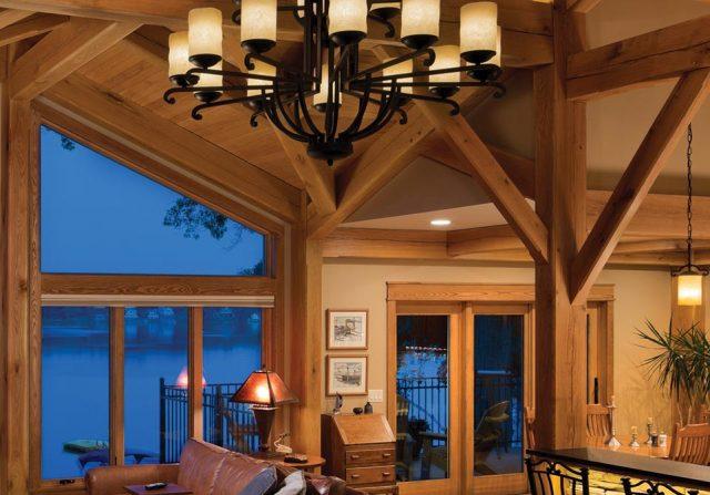 artistry of timber framing