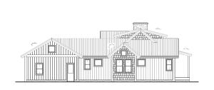 Augusta - Right elevation