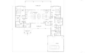 Augusta - Main Floor plan