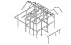 Belmore - belmore timber framing