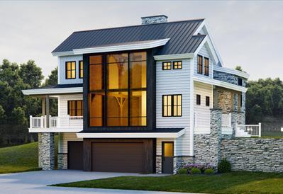 Belmore Modern Farmhouse