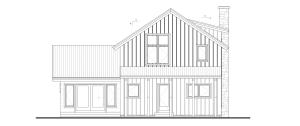 Winslow - Rear elevation