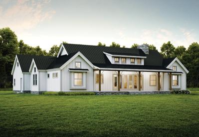 Augusta modern farmhouse