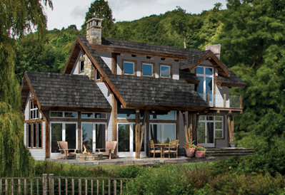 Craftsman Timber Frame Homes - bridgewater