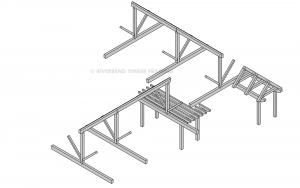 Angler's Landing - Anglers Timber Framing
