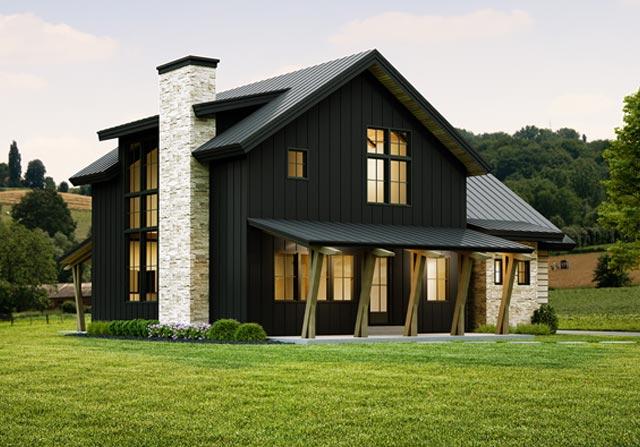 Craftsmanship - Custom Farmhouse