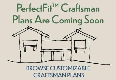 Craftsman timber home plans