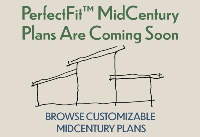MidCentury Timber Home Plans
