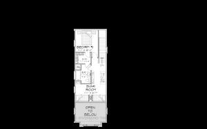 Hawk Mountain - 2nd level plan