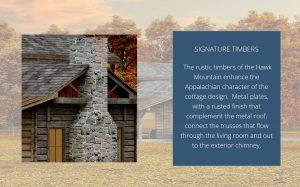 Hawk Mountain - Appalachian signature timbers
