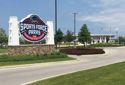 Cedar Point Sports Center - cedar point sports