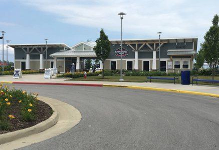 Cedar Point Sports Center - Cedar Point center