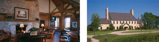 Builders & Architects - Whistling Straits Timber Frame