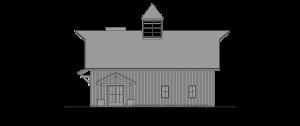 Party Barn - Barn entry
