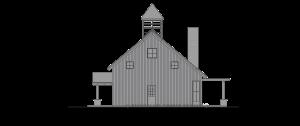 Party Barn - Barn side one